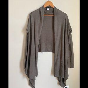 BCBGMaxazria open Cardigan Long cardigan size xs/s